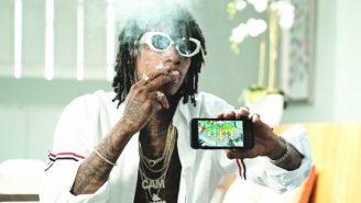Wiz Khalifa Is Releasing A Mobile Marijuana Farming Video Game On 4/20