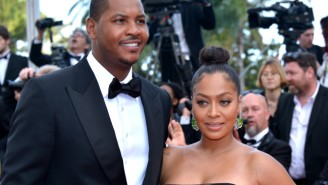 Carmelo Anthony Is So Desperate To Win Back La La, He's Liking Her Sexy Instagram Pictures