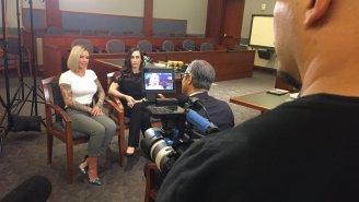 Christy Mack Reveals Torment Of Facing War Machine During Emotional Trial