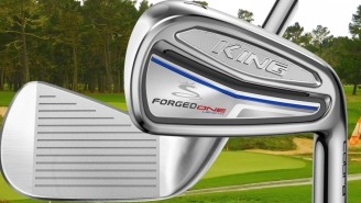 Here Is My Completely Unbiased Review Of The Cobra Golf's King Forged One-Length Irons