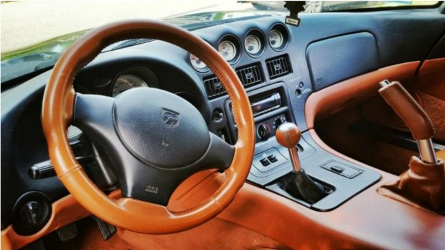 Dodge Viper Craigslist Viral Listing