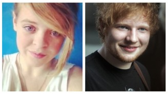Girl Died In Hospital With A Smile On Her Face After Ed Sheeran Sang To Her