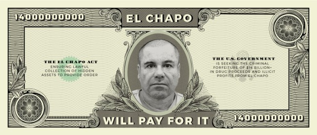 el chapo pay for trump wall ted cruz