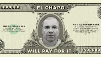 Ted Cruz Wants El Chapo To Pay For President Trump's Border Wall