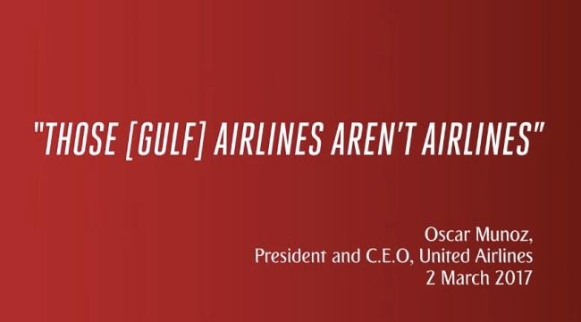 Emirates Responds To United