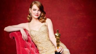 Emma Stone Responds To High School Student's Viral Prom Proposal