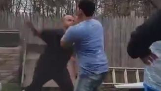 'You Wanna Pop?' KA-PLOW!!! Surprising Knockout Ends Fight Real Quick