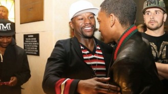 Floyd 'Money' Mayweather's Son Turned 16 And Had The Sickest Party Of The Year