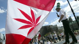 Justin Trudeau Just Introduced A Bill To Completely Legalize Recreational MarijuanaI In Canada