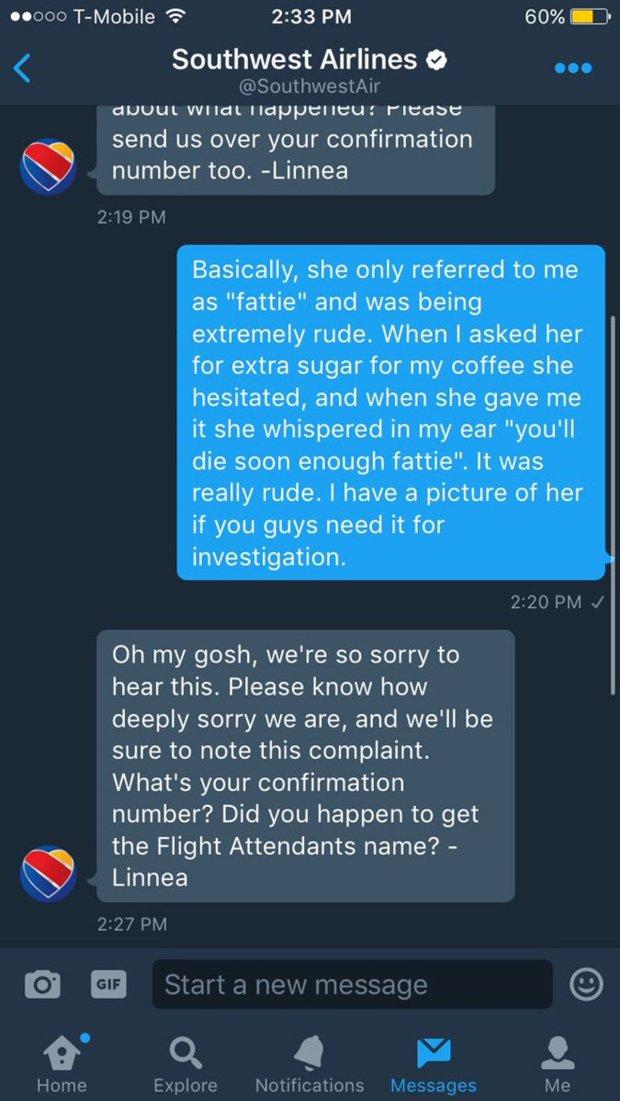Girl Trolls Southwest Airlines Over Britney Spears