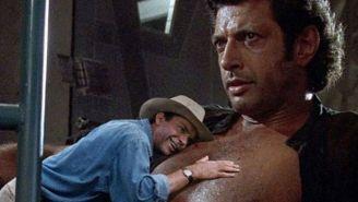 Life, Uh, Finds A Way: Jeff Goldblum Joins 'Jurassic World' Sequel!