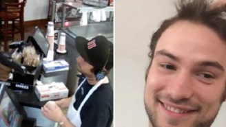 Jimmy John's Cashier Calls The Guy Who Robbed Him At Gunpoint 'A B*tch', Says He's Not Fazed By Guns