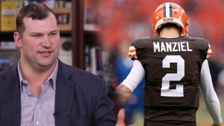 Browns Pro Bowler Joe Thomas Revealed The Real Reasons Why Johnny Manziel Was An NFL Flop