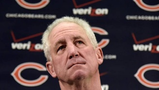 Head Coach John Fox Had No Idea The Bears Were Going To Trade For Mitch Trubisky Until Right Before Draft