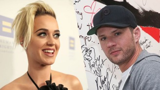 Katy Perry Had The Best Response To The False Rumors That She's Dating Ryan Phillippe