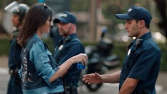 Kendall Jenner Is Getting Ripped To Shreds Over New Tone-Deaf Pepsi Ad