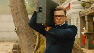 WATCH: Explosive Trailer For 'Kingsman: The Golden Circle'