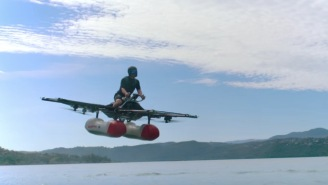 New All-Electric Aircraft Can Take Off From Water And Doesn't Require A Pilot's License