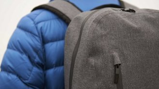 This Slick-As-Hell Harpsden Backpack Does Something Your Simply Backpack Can't Do