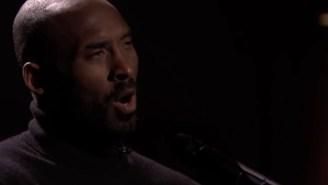 Kobe Bryant Drops Slam Poem About Steve Urkel's Transition To Stefan Urquelle…Yup