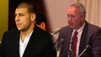 The Lawyer For Aaron Hernandez's Alleged Prison Lover Held A VERY INTERESTING Press Conference