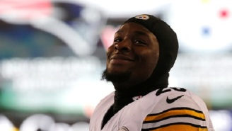 Le'Veon Bell Freaks Out Gullible Steelers Fans With His April Fools' Day Joke On Twitter