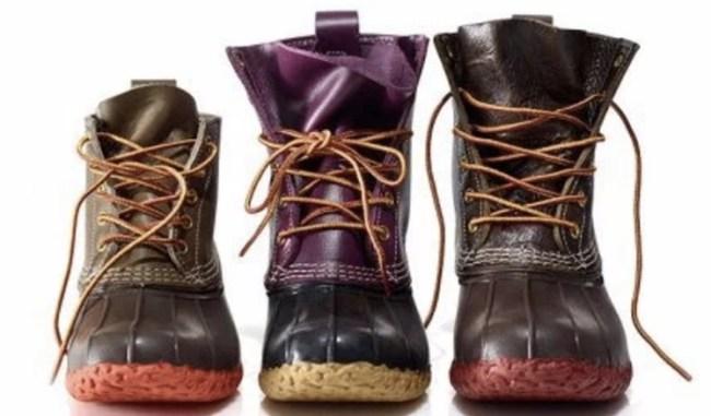 L.L. Bean Duck Boots Bean Boots