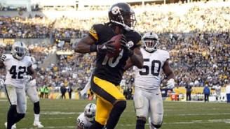 Steelers Wide Receiver Martavis Bryant Fires Shot At Teammate Sammie Coates After Team Drafts WR