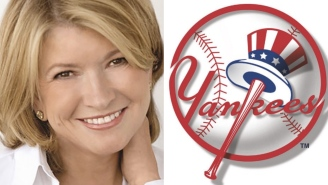 People Are PISSED At Martha Stewart For Jinxing The Yankees' Perfect Game