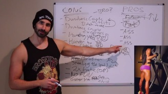 Dom Mazzetti Breaks Down The Pros And (Many, Many) Cons Of Dating A Fit Chick, As Only He Can