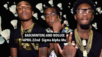Frat's Fundraiser For Vets Canceled For 'Appropriating Culture' For Naming Event After Migos Song