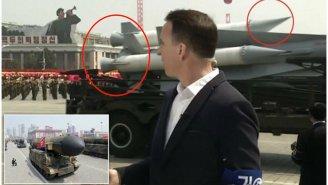 Military Expert Shreds North Korea Parade For Fake Weapons, Even Sunglasses Are Fugazi