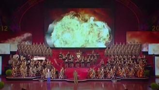 North Korea Releases Crappy Propaganda Video Showing Nukes Obliterating U.S. City