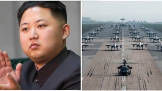 North Korean Army Threatens To 'Pulverize' The U.S. As Air Force Sends Fighter Jets As Show Of Strength