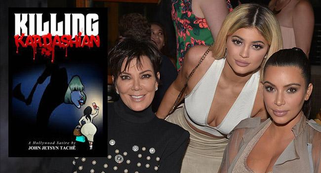 novel killing kardashian family