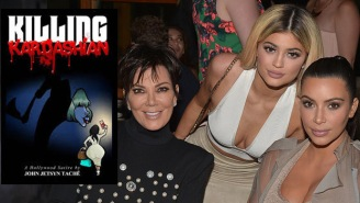 Novel Depicting The Torture And Murder Of The Entire Kardashian Family To Be Turned Into A Movie