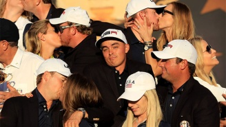 Rickie Fowler And The Mesmerizing Allison Stokke Become #InstagramOfficial In Cutesie Post