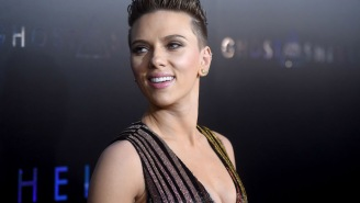 Scarlett Johansson Invited A Doppelganger Grandma She Saw Online To Come Get Drunk With Her
