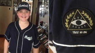 Woke AF 10-Year-Olds Ever Name Their Little League Team After The Illuminati