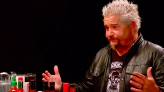 Guy Fieri — The Mayor of Flavortown Himself — Eats The World's Hottest Wings