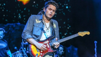 John Mayer Replaced Drinking With Smoking Weed, And His Life Sounds Pretty F'n Good Now