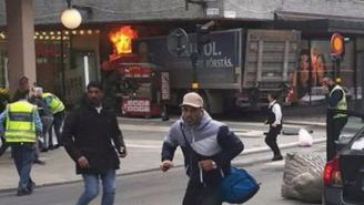 Suspect In Stockholm Terror Attack Is An ISIS-Sympathizer, Had Homemade Bomb In Truck