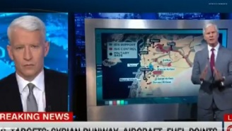 CNN Analyst Takes A Shot At Kentucky Basketball While Discussing Military Strike On Syria