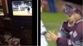 Watch These Bros Prank Call Texas A&M's Bullpen From Their Home And Manage To Get Someone To Warm Up