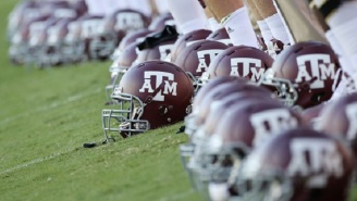 Texas A&M WR Kirk Merritt Claims He Had A 'Bad Case Of Jock Itch' When He Exposed His Penis In Front Of Female Tutors