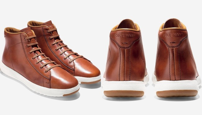 Things We Want Cole Haan Gran Pro High Top