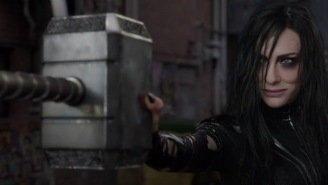 The Trailer For 'Thor: Ragnarok' Is Here And Hela, The Goddess Of Death, Isn't F'ing Around