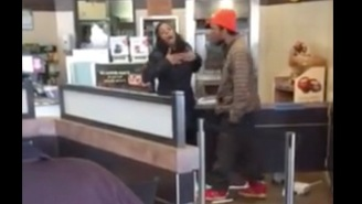 Dude Goes Totally Nuclear At A Tim Horton's After He's Denied A Coffee For Being 10 Cents Short