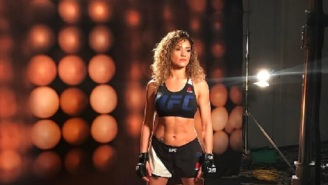 Update: The UFC Was Forced To Call Off Women's Fight Due To Breast Implants