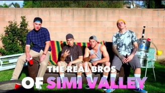 Jimmy Tatro Making Fun Of Southern California Valley Bros Is The Best Thing On YouTube Today